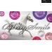 Zahnschmuck Blingsmile® Elements Amethyst 1.9mm