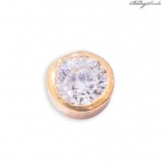 Twinkles Zahnschmuck Gold mit Diamant 0.02 CT